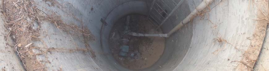 Old Bore 4m Deep